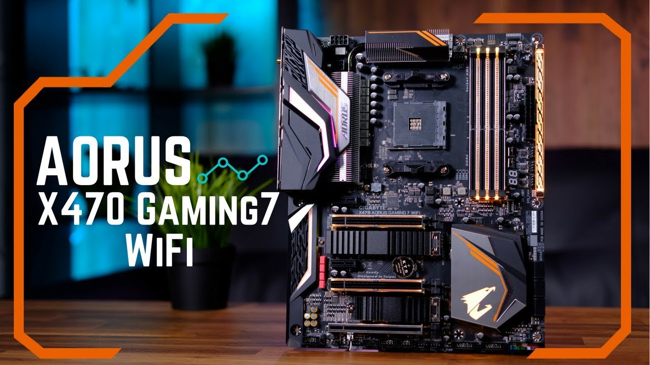 Gigabyte X470 AORUS GAMING 7 WIFI overclocking & discussion thread