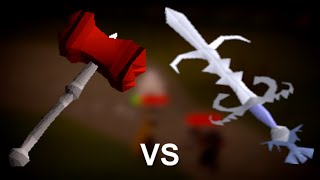 Dragon Warhammer vs. AGS - Chris Archie