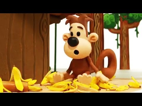 Raa Raa The Noisy Lion Official   Ooo Ooo Slips Up   Season 1 Full Episodes