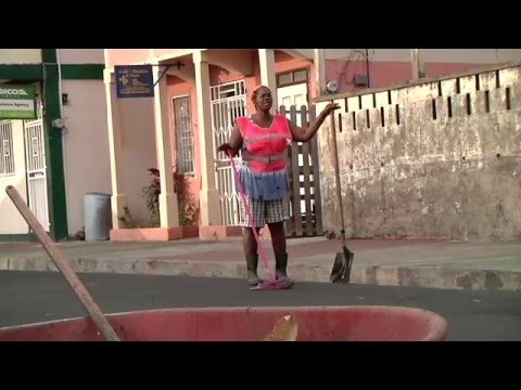 Cleaning the Streets SAVED MY LIFE - Christabella George - Documentary Film