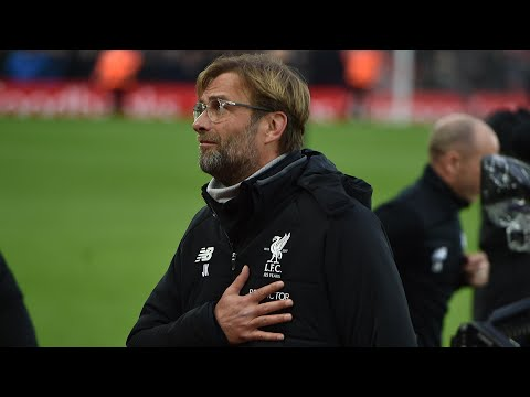 Jürgen Klopp and Sam Allardyce disagree over Merseyside derby penalty