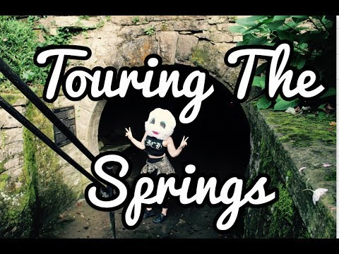 Touring The Springs Of Eureka Springs