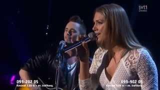 Erik Segerstedt & Tone Damli - Hello Goodbye - Melodifestivalen 2013  Andra Chansen Lyrics YouTube Videos