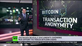 NSA's been trying to track down bitcoin users long before crypto boom – Snowden docs