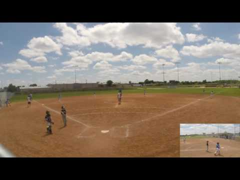 8U Springfield Mavericks vs Arkansas Bears