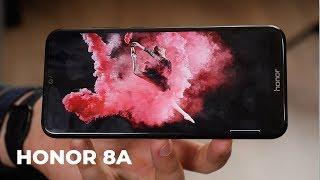 Обзор Honor 8A / с NFC и не дорого