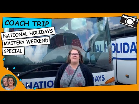 #10 National Holidays Mystery Weekend Special Coach Trip Vlog