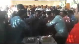 Vijay Sethupathi dancing at Birthday party
