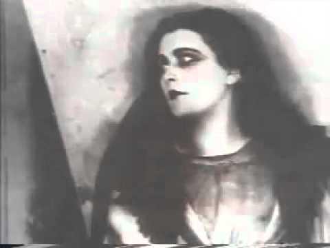 Mary Wigman 39 s Witch Dance