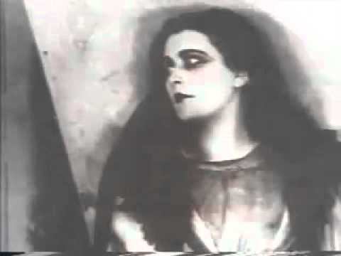 Mary Wigman 39 S Witch Dance