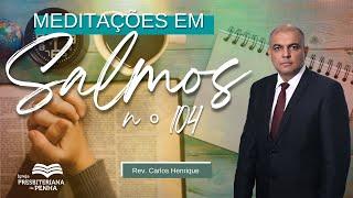 Uma Canção Grávida de Louvor | Rev. Roberto Alencar - Salmo 104