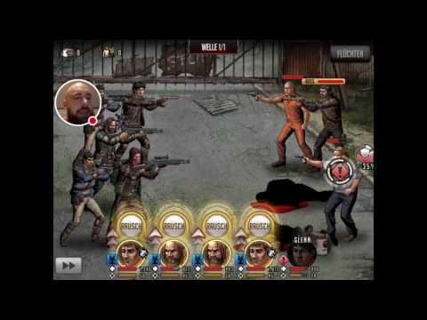 Walking Dead: Road to Survival - Kyle Reese Main Profil Part 1 #5