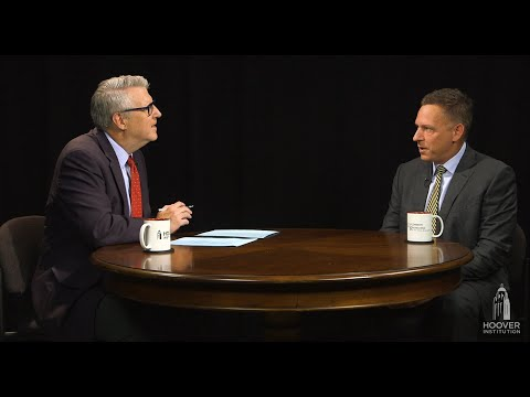 "Peter Thiel on ""The Straussian Moment"""
