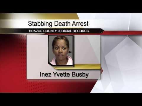 Arrest Made in Bryan, TX Stabbing Death