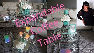 *New Coffee Table* Instagram Ready Coffee Table Challenge hosted by Val Glam Castle