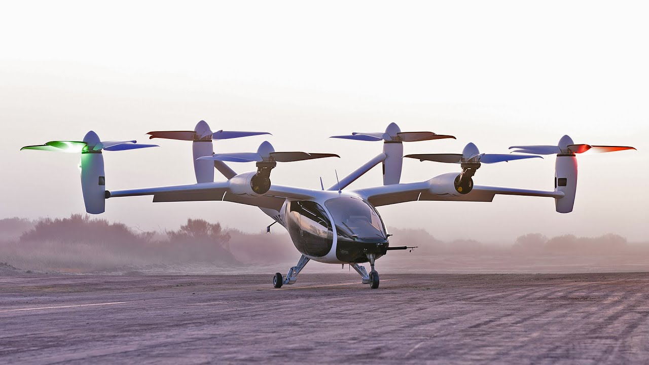 Why Joby could be the First to make Air Taxis a Reality