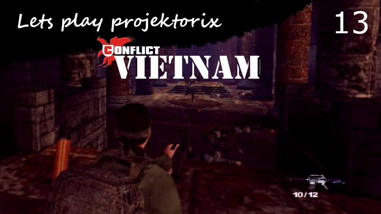 Conflict Vietnam - Part 13 / Lets play German / PS2