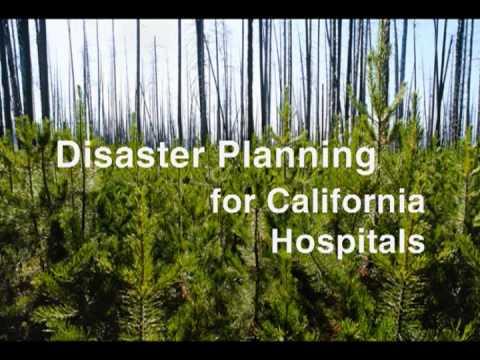 2009 Disaster Planning for California Hospitals - Sacramento, CA