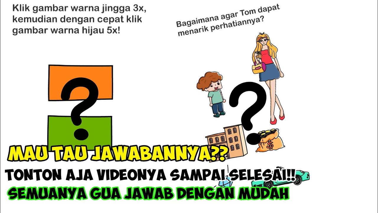 Kunci Jawaban Brain Out Sampai Level 52 Ternyata Sangat Easy Part 2 Youtube