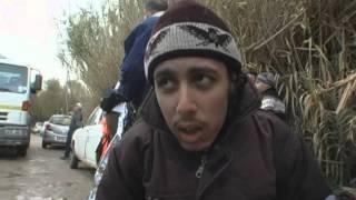 جزيرة لسبوس ـ في انتظار قوارب اللاجئين   الأخبار