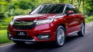 Honda avancier SUV new dimension and style