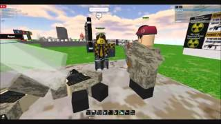 ROblox - MW2 scene (ghosts death)