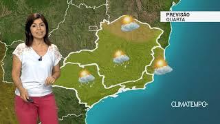Previsão Sudeste – Condições de chuva aumentam em SP