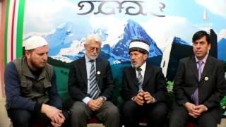 Bидеорепортаж о вайнахах в Иордании (1 часть, 2016 г.)