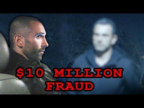 I Investigate A $10 Million Crime
