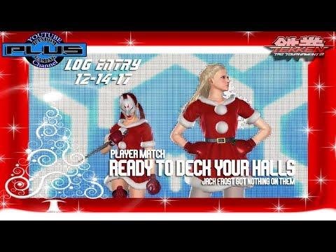 Online Riot - Tekken Turmoil Player Match featuring Lilli and Kurumitsu 12-14-17