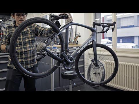 Trek Domane SLR 2020 Build | Cycling Lounge