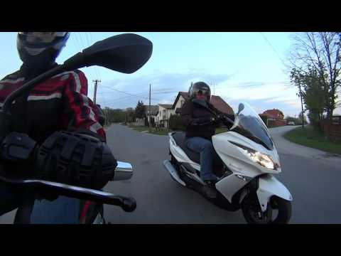 Kawasaki J125 ABS test ride