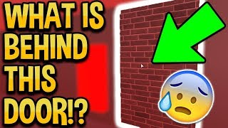 BLOX WATCH HQ SECRET DOOR!? THE SECRET BEHIND THE BLOX WATCH HACKERS!? (Roblox) | KreekCraft