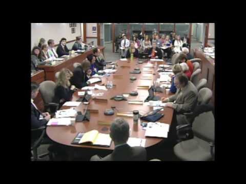 Michigan State Board of Education Meeting for October 8 2013 - Morning Session