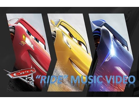 "Disney Pixar Cars 3 - ""Ride"" Music Video"