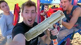 CUSTOM NERF GUNS!