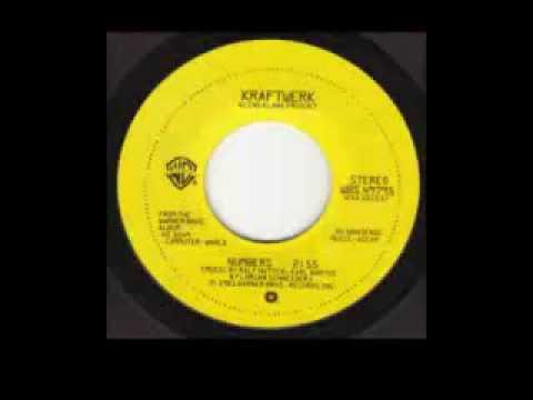 Kraftwerk-Numbers
