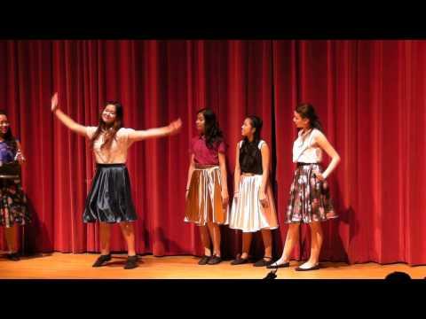 RIS 42nd Street Musical Part1