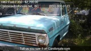 1967 Ford F350  for sale in Nationwide, NC 27603 at Classica #VNclassics