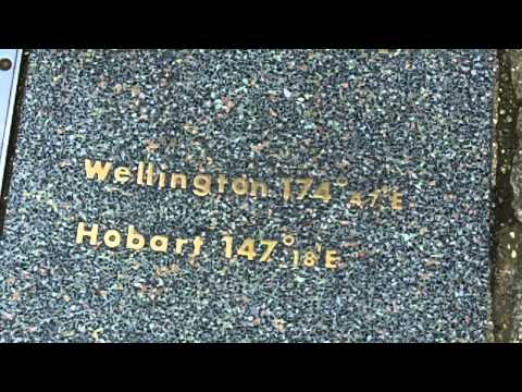 The Meridian Line: Greenwich Mean Time (GMT)