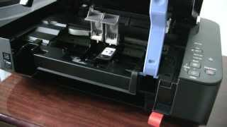 How to Change Ink in a Canon Printer