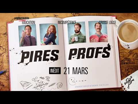 Pires Profs │Teaser │Warner TV France