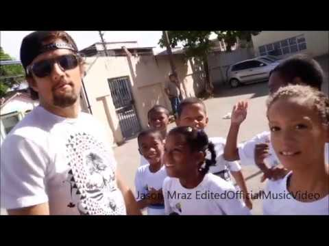 Jason Mraz- A Beautifull Mess Official Music Video(Edited)