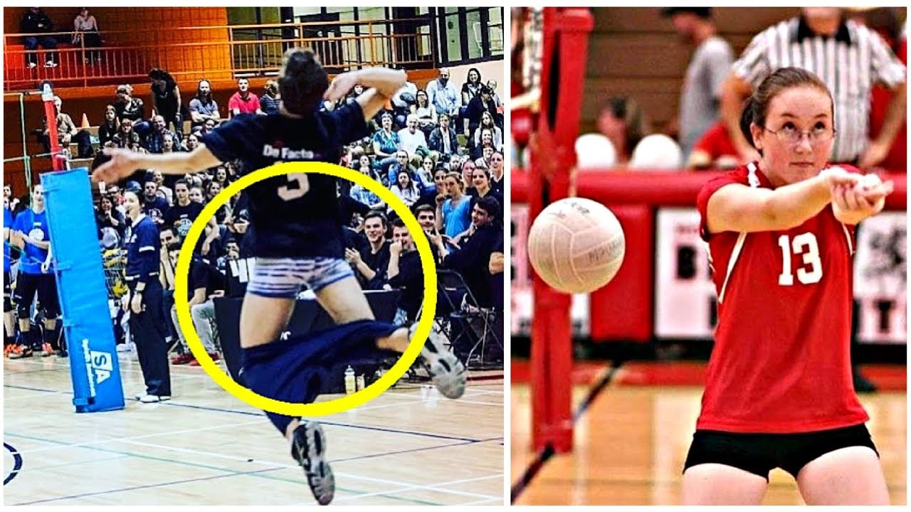 Volleyball Problems Funny Volleyball Fails  Hd