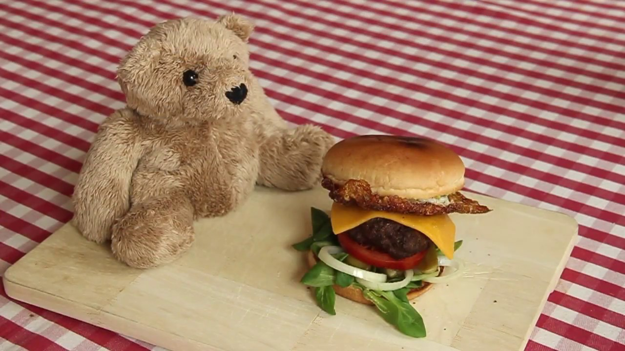 how to make the perfect burger recipe