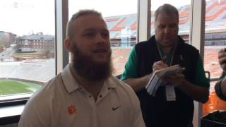 Ben Boulware addresses poking, groping by Clemson players