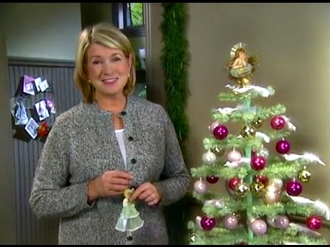 Dresden Star Ornaments with Martha Stewart  How to Make Antique Victorian Christmas Ornaments