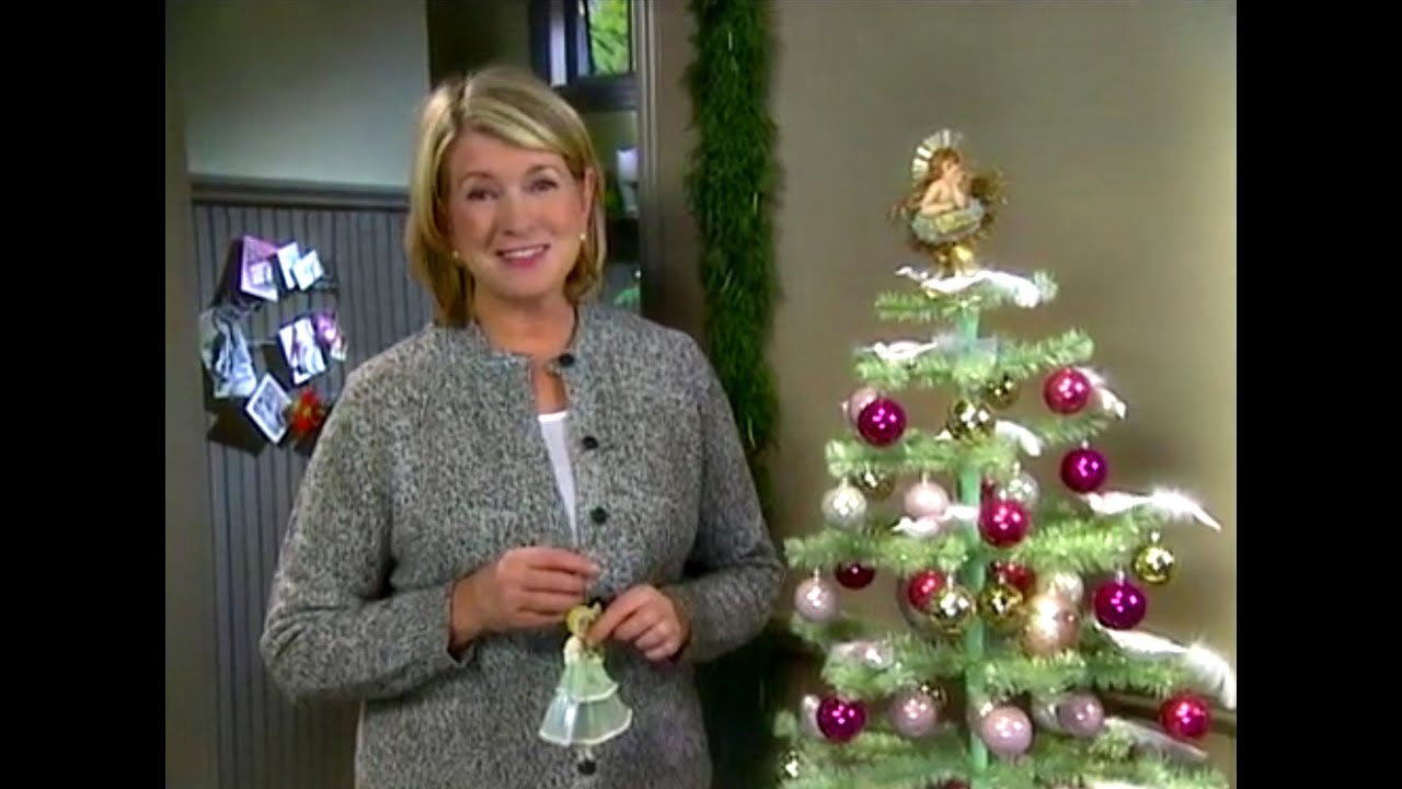 dresden star ornaments with martha stewart how to make antique victorian christmas ornaments youtube