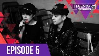 LEGENDARY: Making of a K-Pop Star - EPISODE 5 | Alex Christine ft. JRE