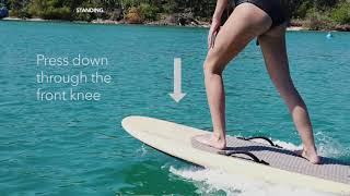 VIDEO #2. How to Fliteboard - eFoil